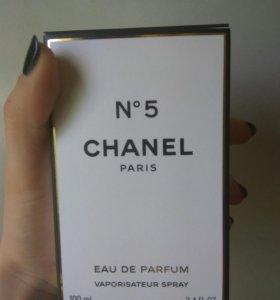 Продам chanel 5 eau de parfum 100мл. Оригинал.
