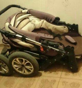 Детская коляска riko grand