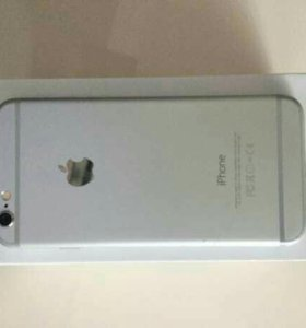 IPhone 6 16Гб, Silver