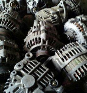 Ремонт генераторов для автомобилей и спецтехники