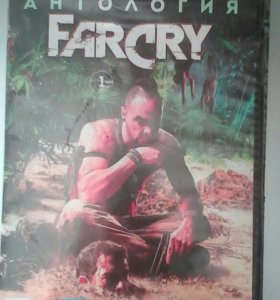 АНТОЛОГИЯ Far Cry 1 2 3 часть
