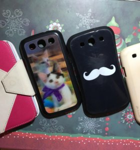 Чехлы на телефон Samsung Galaxy S 3