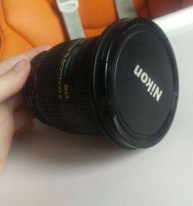 Nikon 18-35mm f/3.5-4.5D ED-IF AF Zoom-Nikkor Б/у
