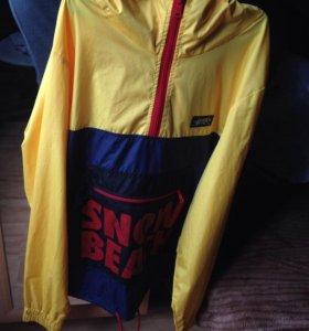 Куртка ветровка анарак