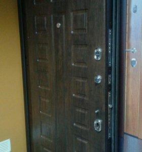 Сейф двери утепленные усиленные