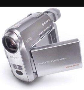 Мини видеокамера  SONY