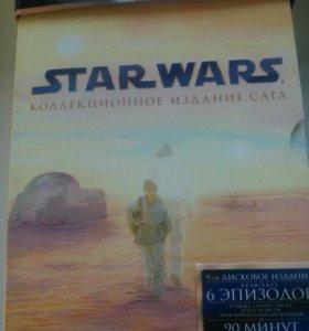 Blu-ray Звездные войны