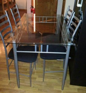 Обеденный стол, 160х90см