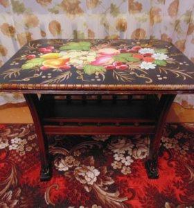 Реставрирую столы.