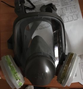 маска ЗМ серии 6000