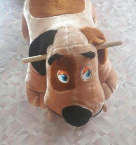 Игрушка-Качалка собака