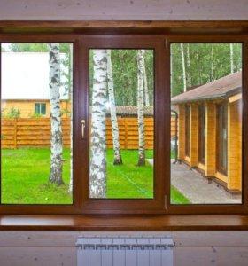 Ремонт пластиковых окон и дверец