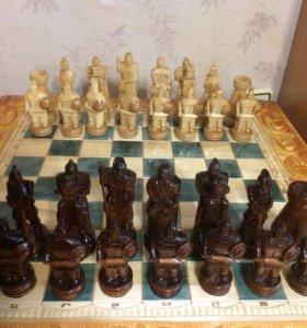 Шахматы нарды шашки