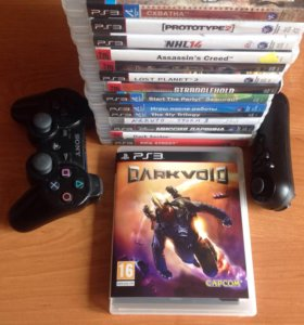 Dark void ( PS 3 )