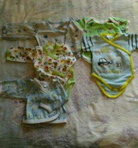 Одежда на малыша 62 размер