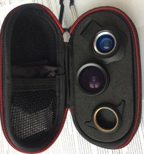 Объективы для телефона Lifetrons Photo Lens System