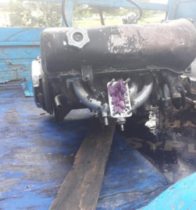Двигатель 2103 и коробка 5ст