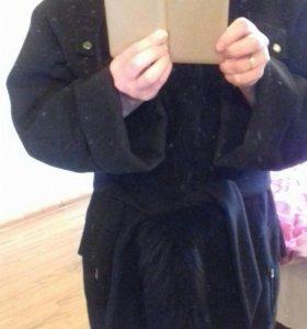 Пальто зимнее 46-48 размер