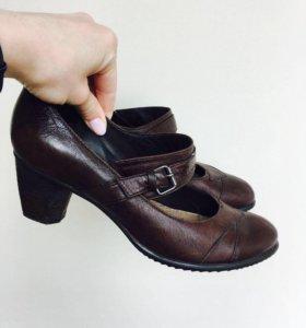Chester туфельки из натуральной кожи