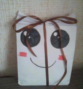 Коробочка с подарками