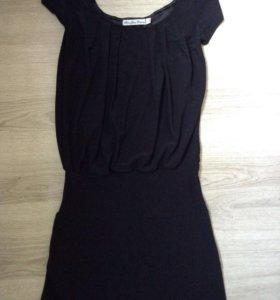 Новое платье с юбкой резинкой 42-44
