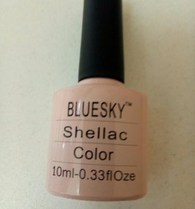 Bluesky Shellac