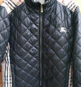 Мужская куртка под Burberry