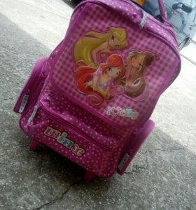 Рюкзак школьный 1-4класс, торг