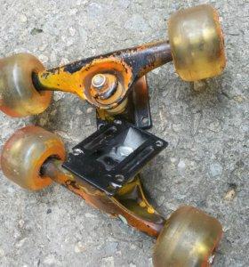 Калеса для скейта