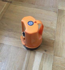 Мощный фонарик на аккуме