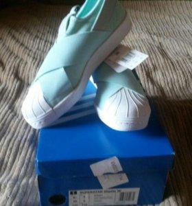 Слипоны Adidas Superstar