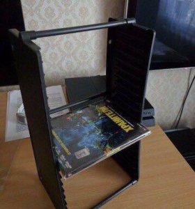 Подставки для DVD дисков
