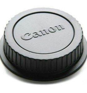 Крышка задняя объектива Canon