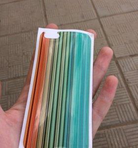 Наклейка на заднюю крышку iPhone 5, 5s, se