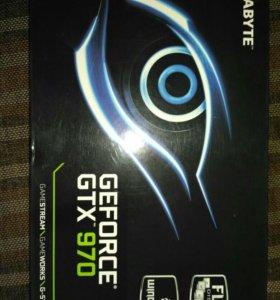 Видеокарта Gtx 970 4gb Gigabyte