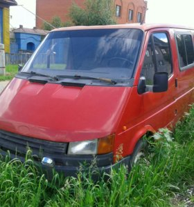 Ford Transit 1990 2.5D