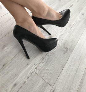 Туфли ( натуральная кожа)