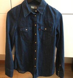 Новая кофта джинсовая