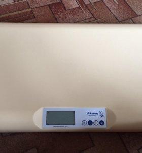 Детские электронные весы Maman sbbc 208