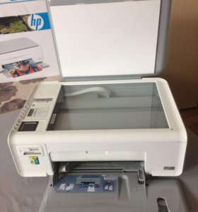 HP Photosmart C4200 ALL-in-One series