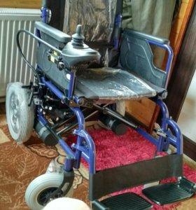 Электрическая инвалидная инвалидная коляска FS111A