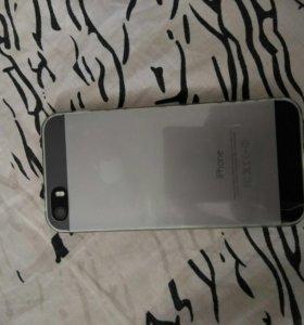 Продам iPhone 5s на 16г