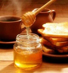 Вкусный мед из луговых травок 2017