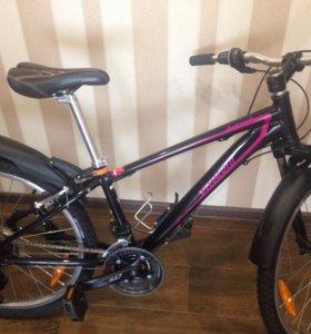 Велосипед specialized hotrock
