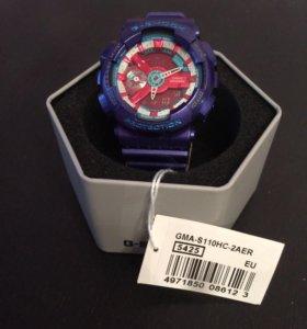 Новые часы Casio GMA-S110HC-2A