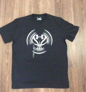 Новая футболка Under Armour