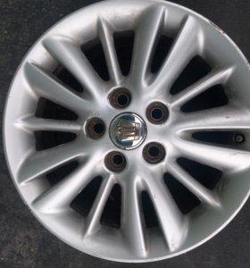 Диски оригинал Toyota. R16
