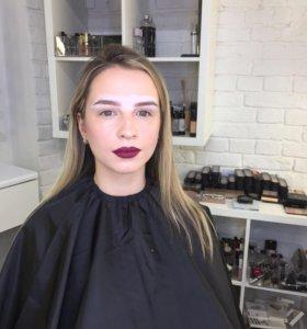 Моделирование бровей с помощью #browpaste
