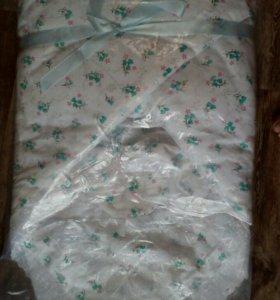 Комплект для новорожденных НОВЫЙ!!!
