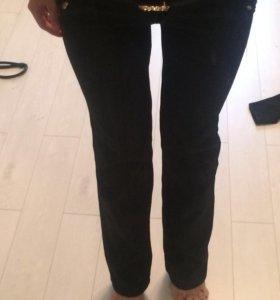 Новые утеплённые брюки р42
